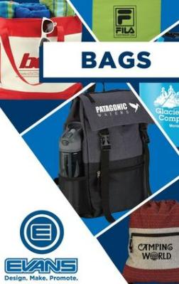 Coastside Media Bag Catalog