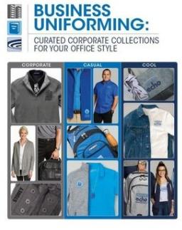 Coastside Media Business Uniforming Catalog