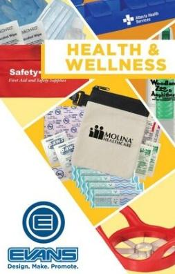 Coastside Media Evans Health and Wellness Catalog