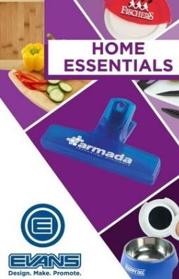 Coastside Media Evans Home Essentials Catalog