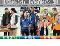 Coastside Coastside Media Uniforms Seaon CatalogMedia Uniforms Seaon Catalog