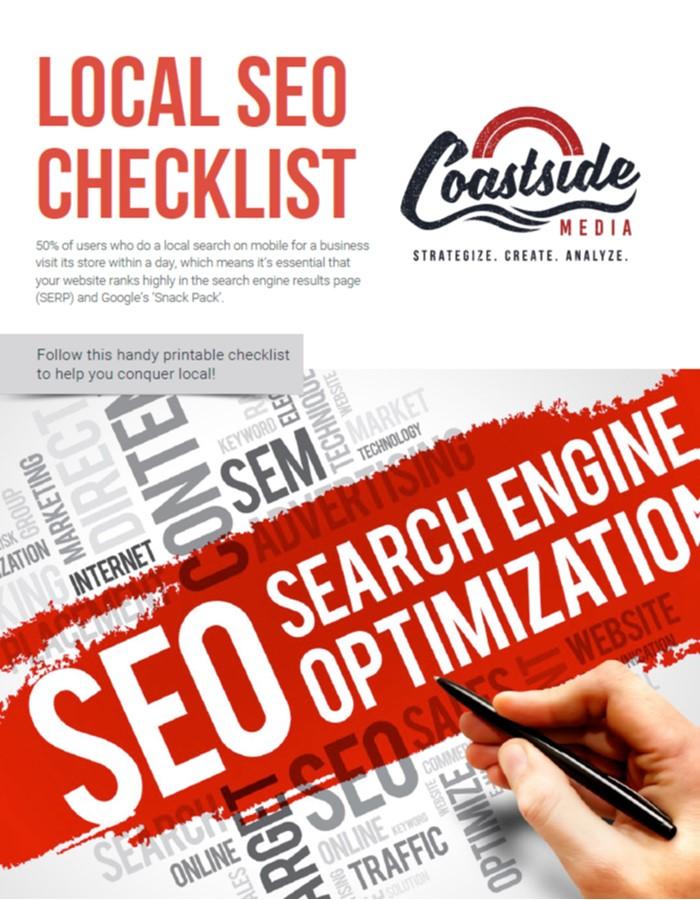 Coastside Media ASEO Checklist